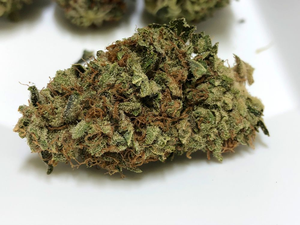 Louis Vuchron - Holy Grail Kush, Hybrid, Indoor *Ounce Special*