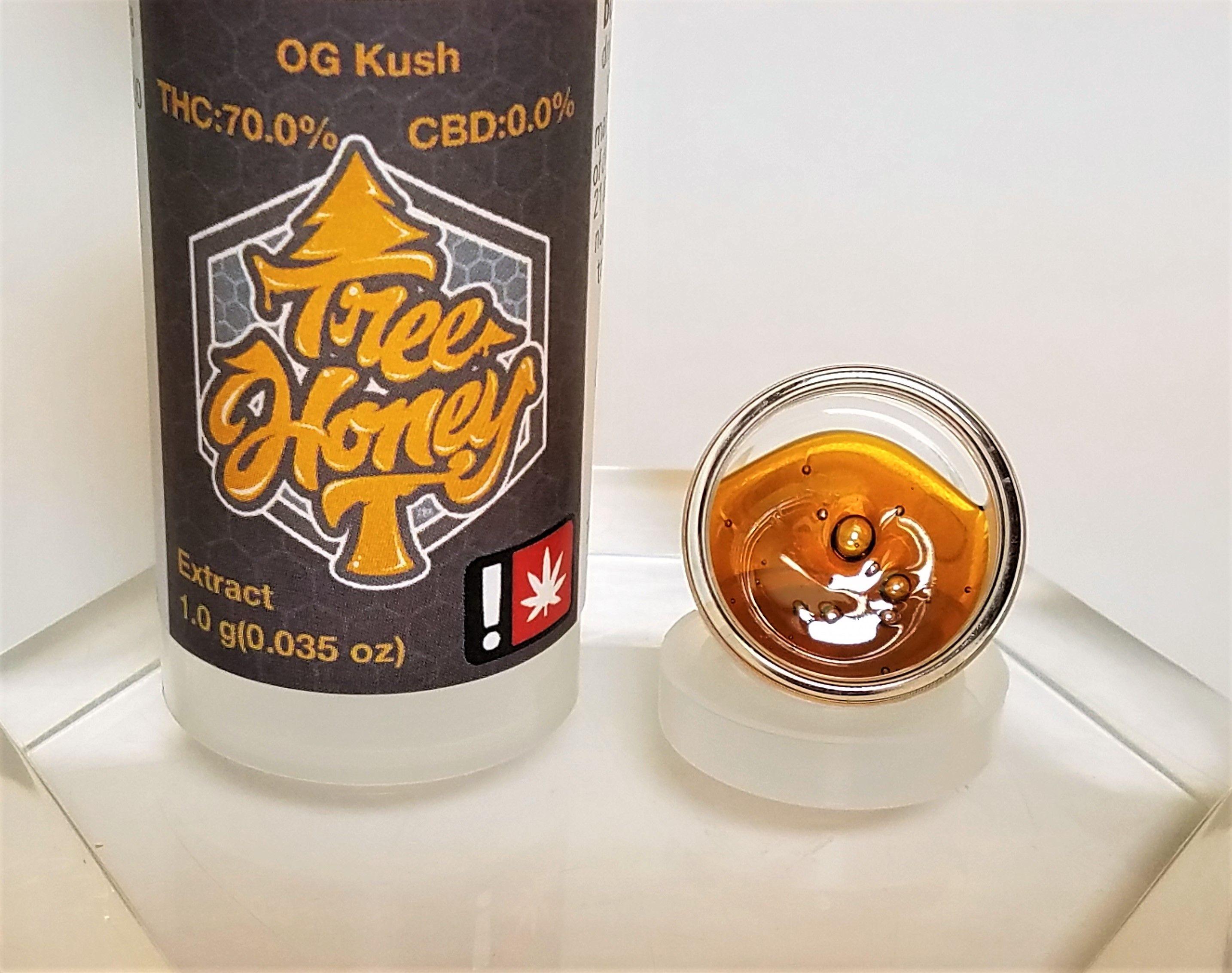 Tree Honey - OG Kush Pull 'n' Snap