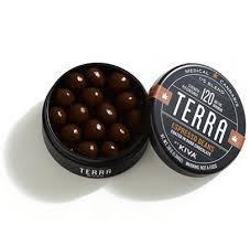 Terra Bites Espresso Beans 120mg
