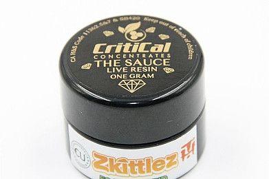 Zkittles Critical Sauce