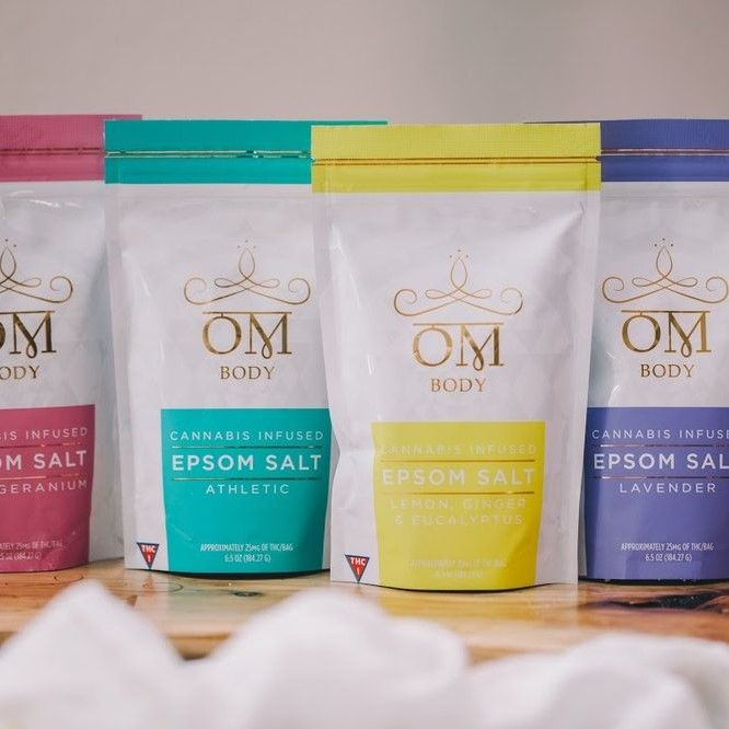 OM Salt Bath Athletic $20