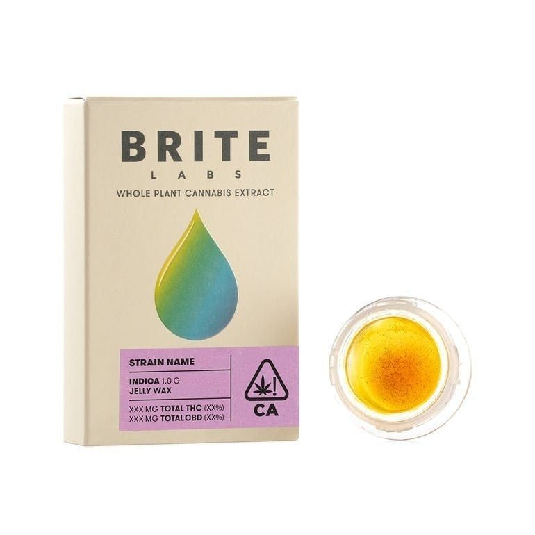 Brite Labs CO2 Jelly Wax 1g Mendo Breath $35