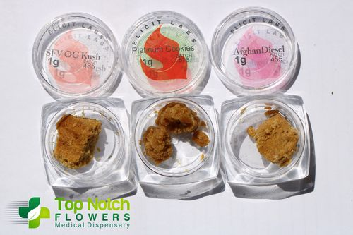 Elicit Labs Crumble 1 gram