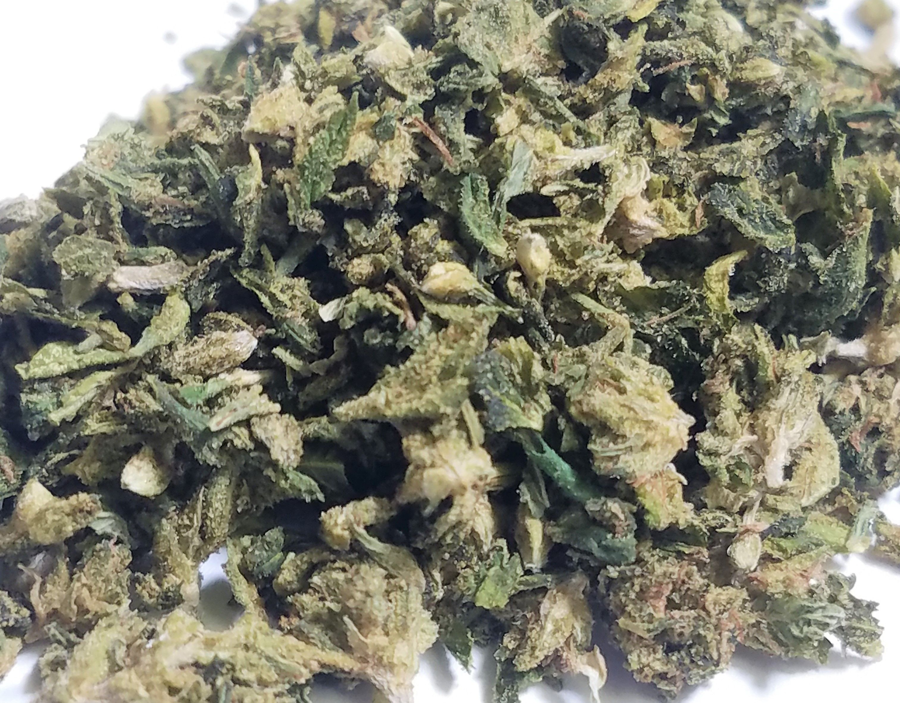 Ananda Farms - Kosher Kush, Indica *Was $9/g*