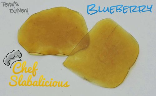 Blueberry - Chef Slabalicious