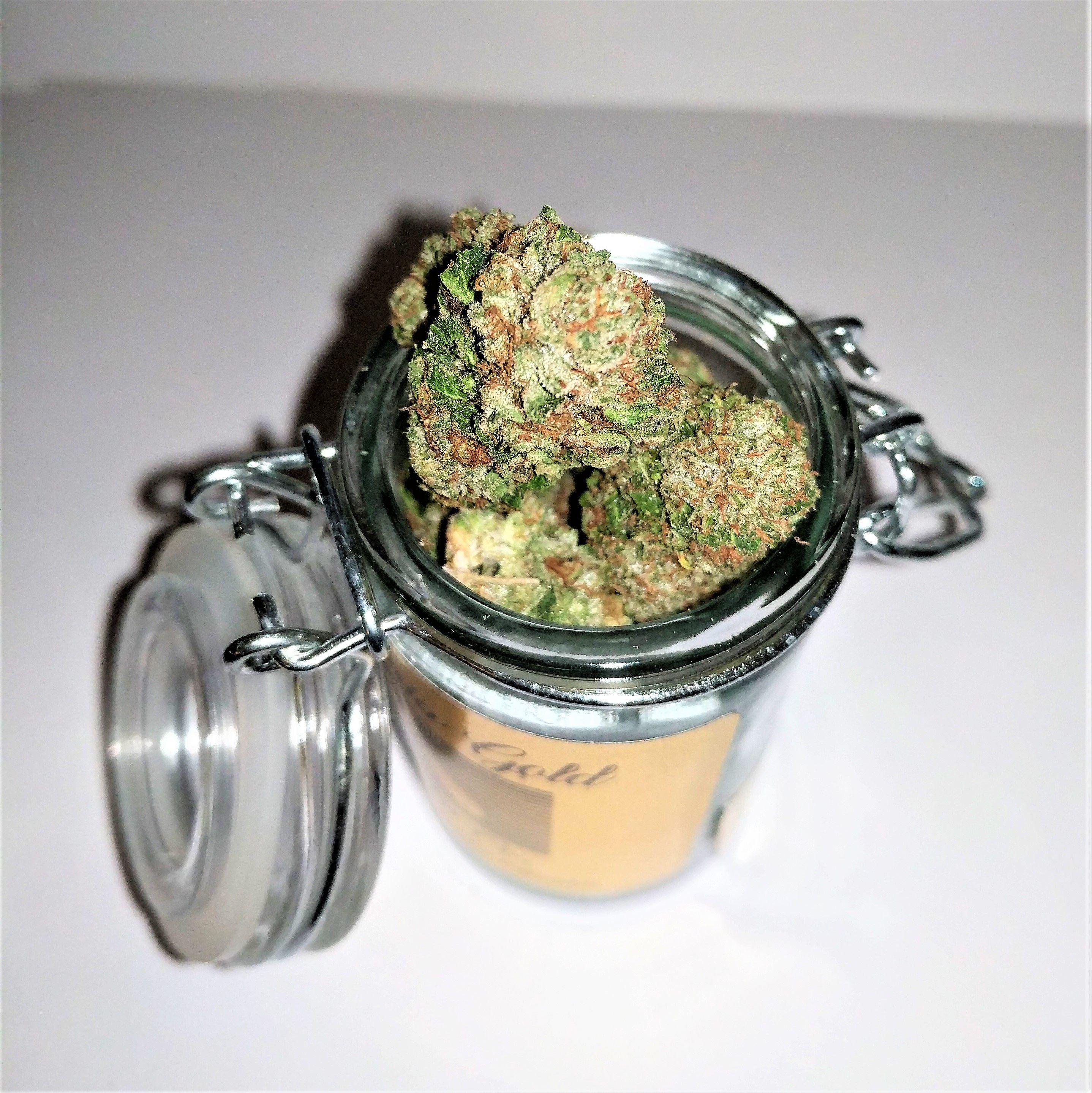 California Gold Cannabis Co. Coastal Kush