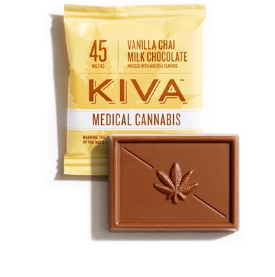 Vanilla Chai Milk Chocolate Mini