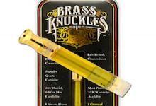 Brass Knuckles C02 Cartridges