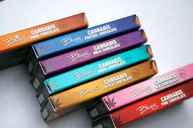 180mg Bhang Bars Assorted Flavors