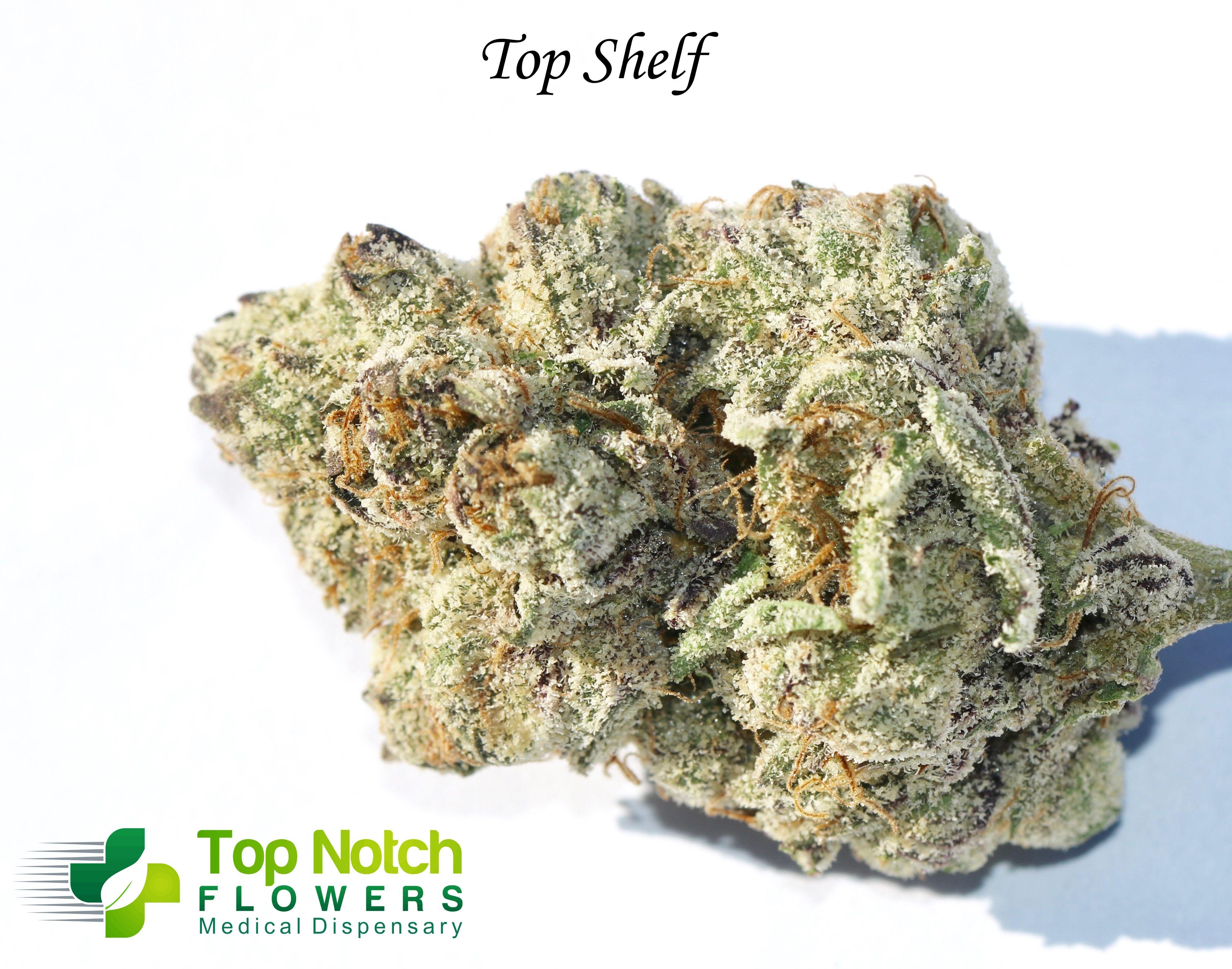 Top Shelf Blue Zkittlez