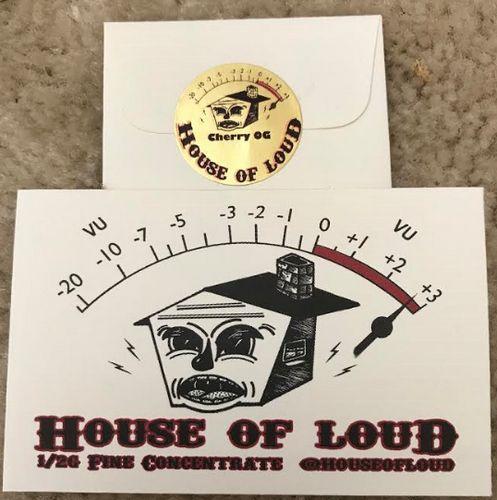 House of Loud- Cherry OG