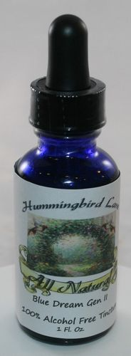 Blue Dream Tincture - Hummingbird Lane - 1 oz