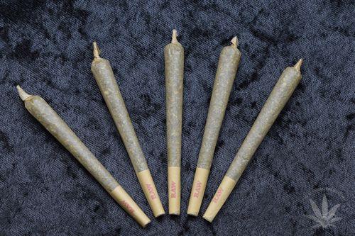 Hindu Kush Pre-Roll 1 gram