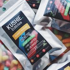 Kushie Brand Gummys 160mg