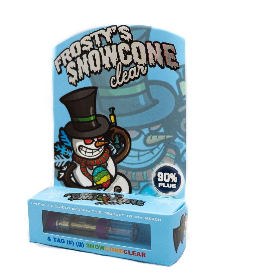 Frosty's Snowcone - Dr. Zodiaks Moonrock Clear Cartridge
