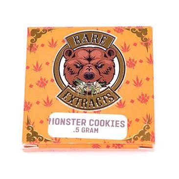Monster Cookies - Bare Nug Run Shatter