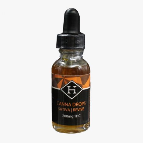 200MG Hashman Sativa Canna Drops