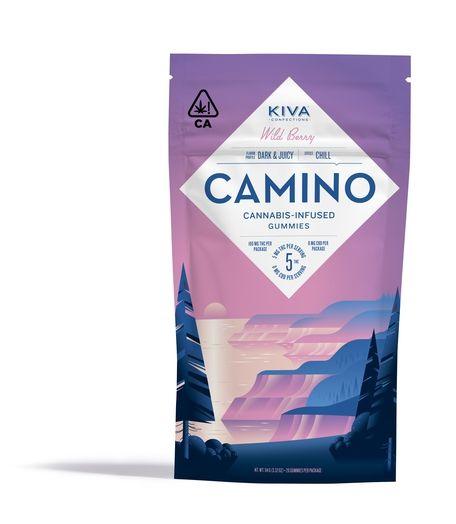 Camino - Wild Berry Gummies 100mg