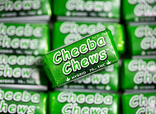 Cheeba Chews: Hybrid