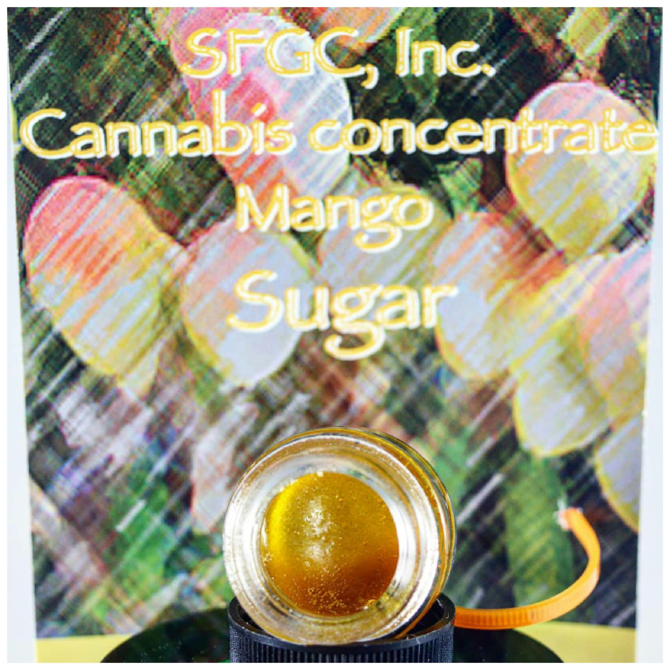 Mango Sugar Wax