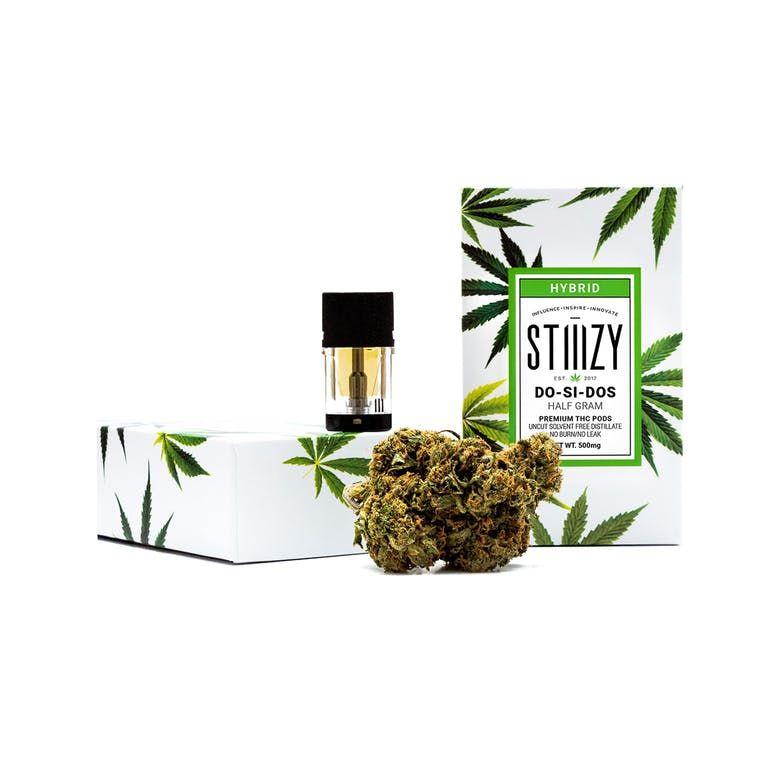 Do-Si-Dos Premium THC POD