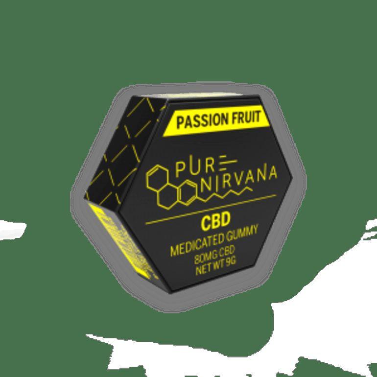 Pure Nirvana CBD Medicated Gummy 80mg