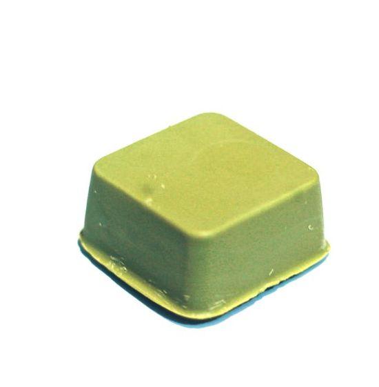 Matcha Crunch Chocolate Square 60MG- Kushie