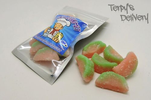 Sour Watermelon Gummies - El Lay Gourmet