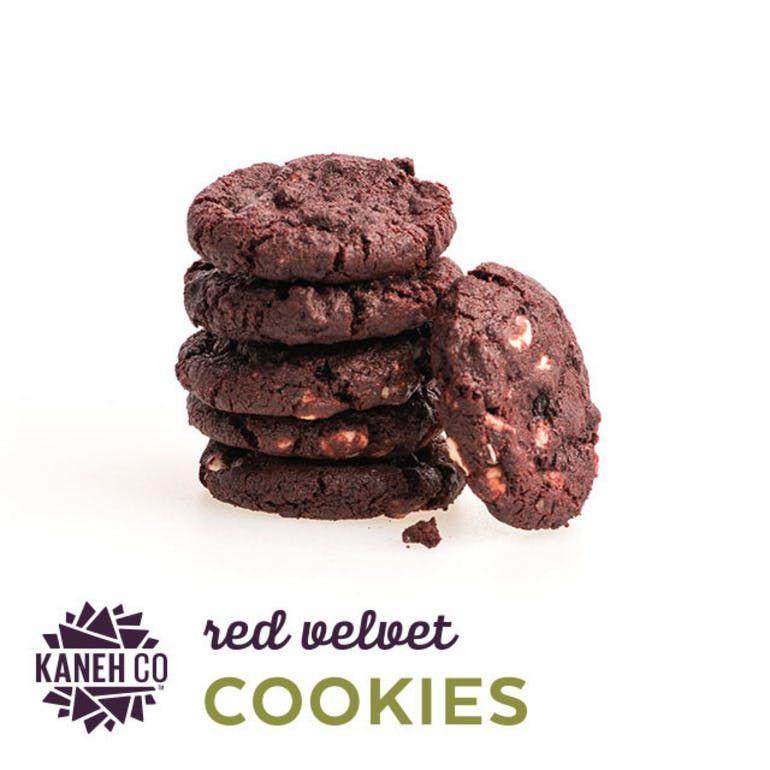 Kaneh Co - Red Velvet Cookies 100mg