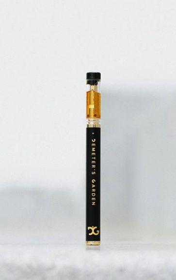 Green Jack Disposable Vape Pen- Demeter's Garden
