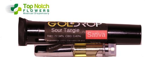 Sour Tangie Stainless Steel Cartridge 500mg