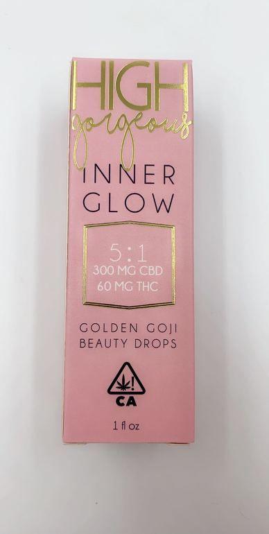 High Gorgeous Inner Glow - Golden Goji Beauty Drops