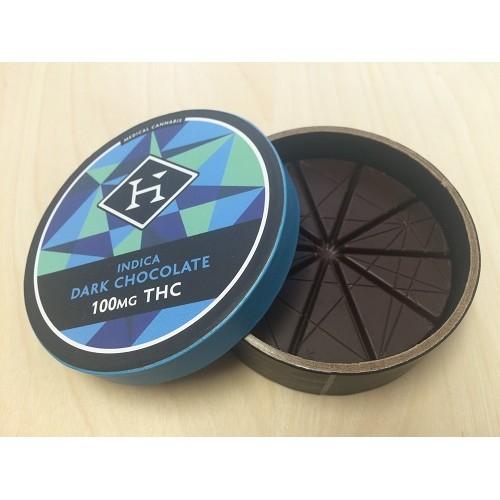 Hashman 100mg Chocolates Indica