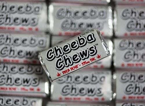 Cheeba Chews: Deca Dose