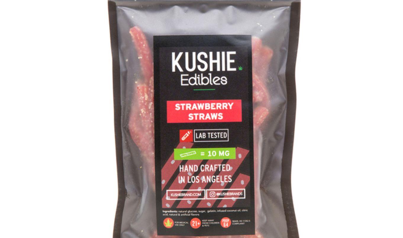 Strawberry Straws 320mg