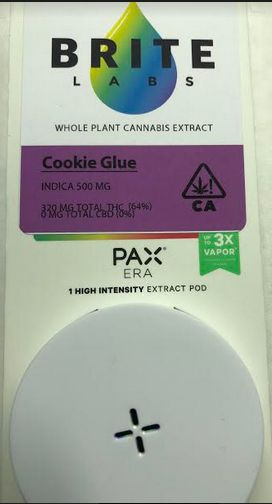 True GSCookies Private Reserve THC 26.4%