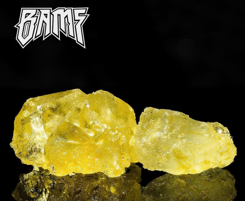 BAMF Lemon Master Diamond Sauce [Live Resin]