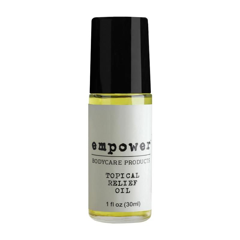 Empower - White Label 30ml Roll-On Relief Oil