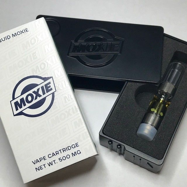 Blood Orange Liquid Moxie Cartridge