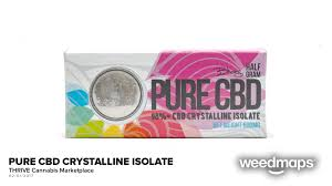 Bhang Pure CBD Isolate