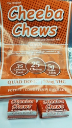 Cheeba Chew 70mg Sativa