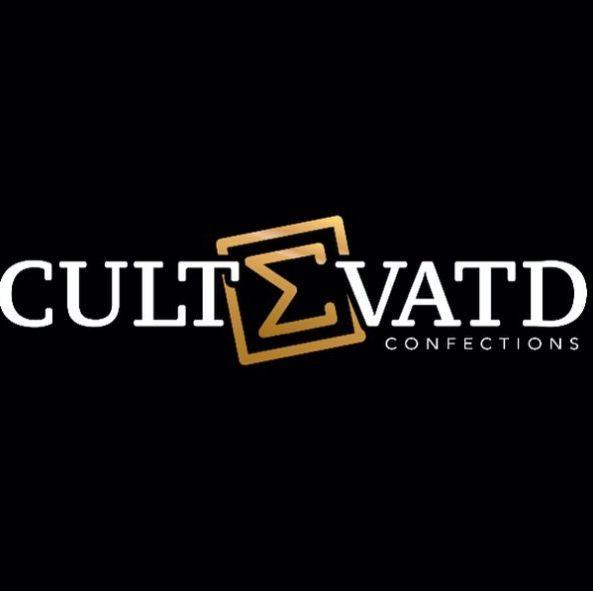 CultEvated Vegan Carmel Cubes 100mg