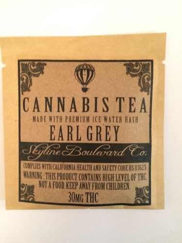 Cannabis Tea 30mg THC