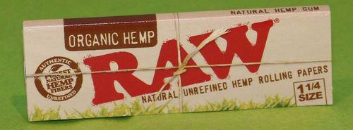 1 1/4 Raw Wraps
