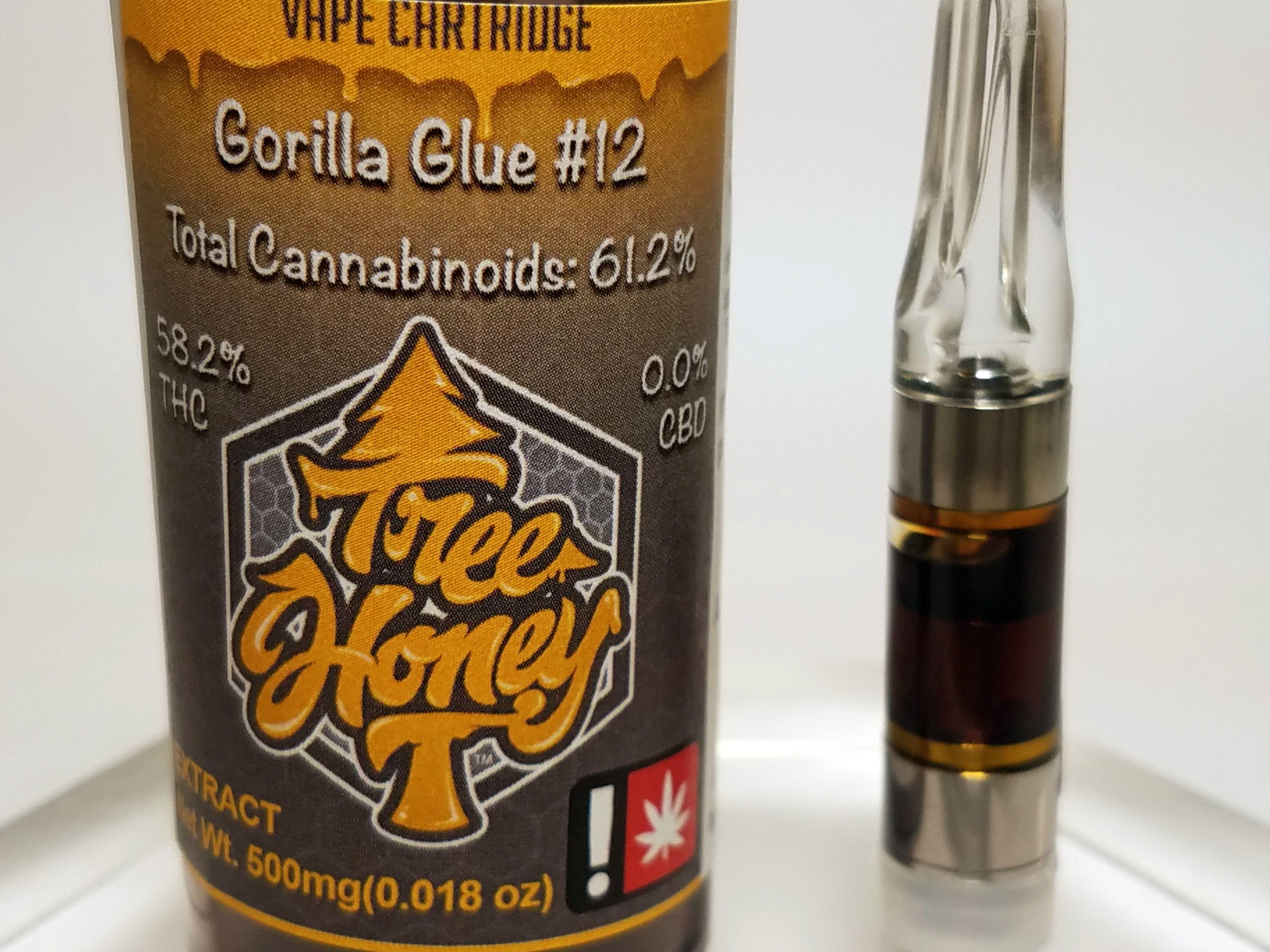 Tree Honey - GG #12, Hybrid, CO2 Cart