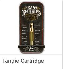 Brass Knuckles - Tangie Cartridge