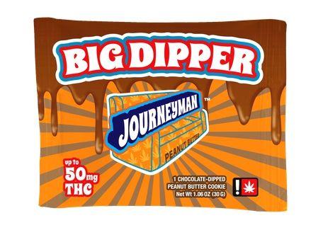 Journeyman - Big Dipper Cookie, Single, 50mg