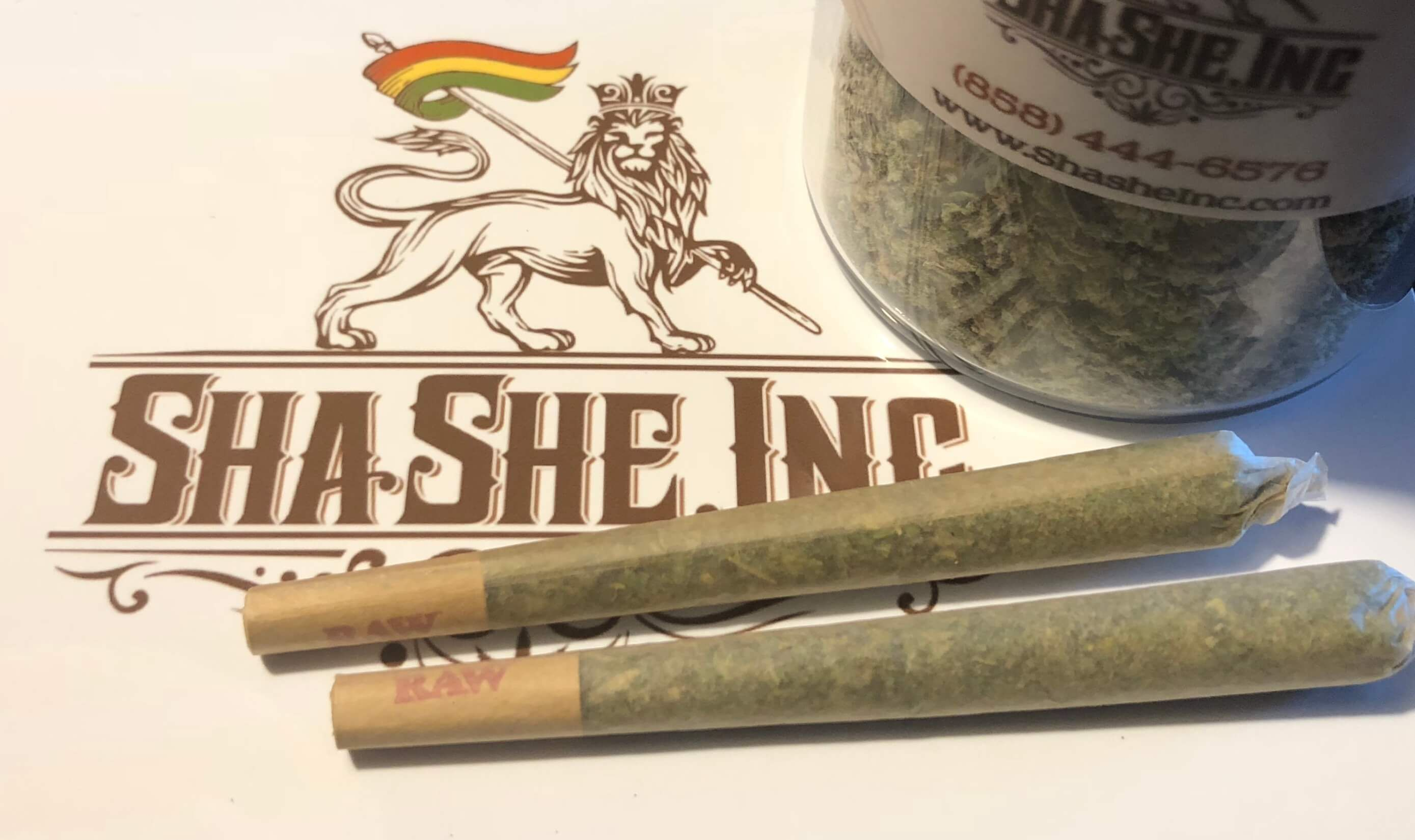 Shashe's Special Blend Pre-Rolls