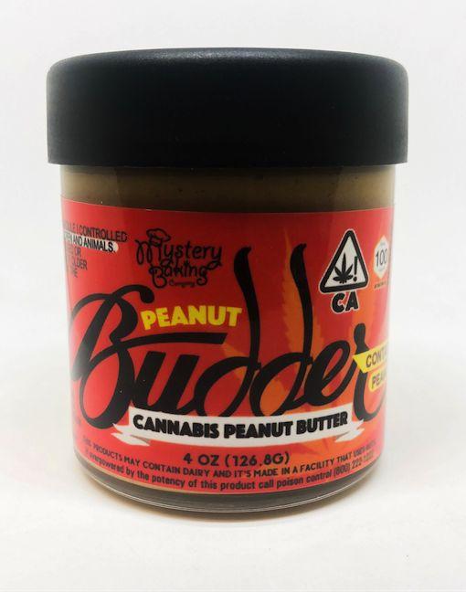 Peanut Butter Spread 100MG- Mystery Baking