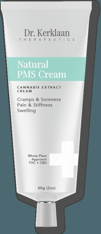 Dr Kerlaan Theraputics Natural PMS Cream